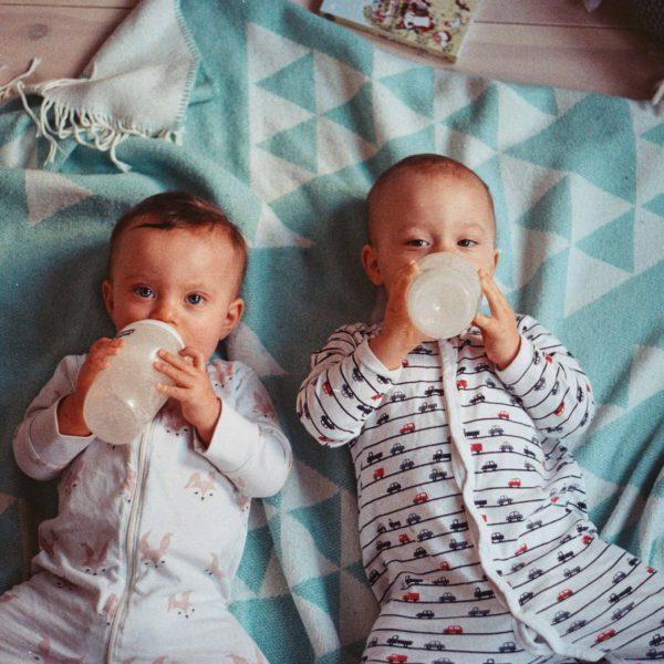 Bebés con celiaquía